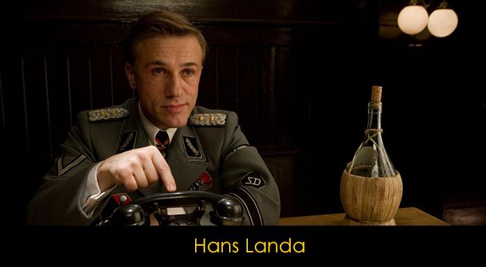 Sinemanın Kötü Adamları - Hans Landa