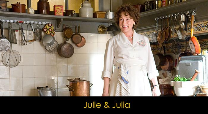 Meryl Streep Filmleri - Julie & Julia