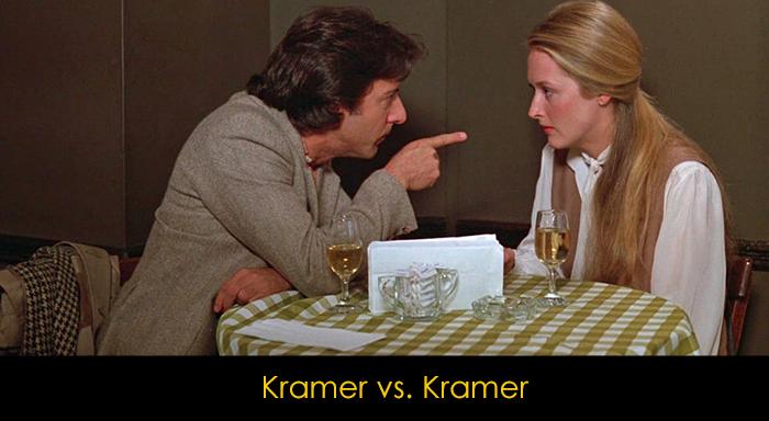 Meryl Streep Filmleri - Kramer vs Kramer