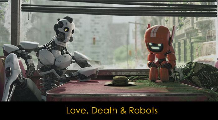 Netflix Bilim Kurgu Dizileri - Love, Death & Robots