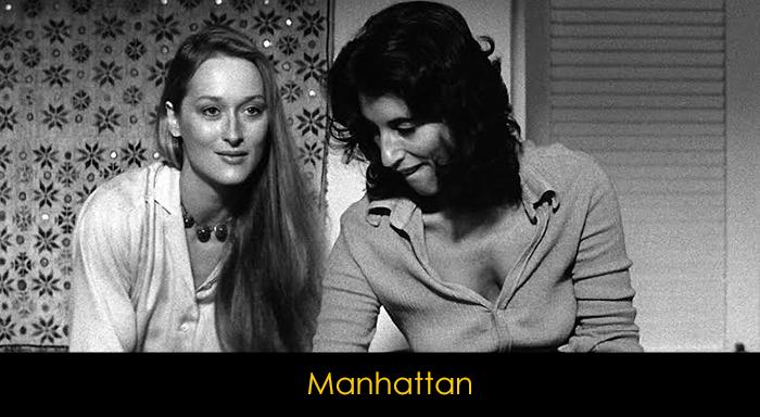 Meryl Streep Filmleri - Manhattan