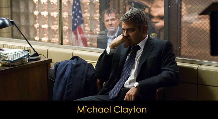 En İyi Avukat Filmleri - Michael Clayton