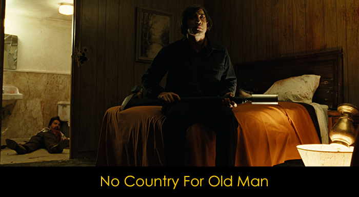 En İyi Suç Filmleri - No Country for Old Man