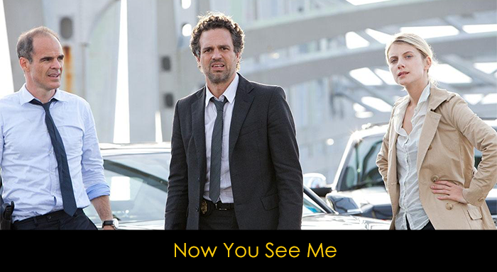 Mark Ruffalo filmleri - Now You See Me