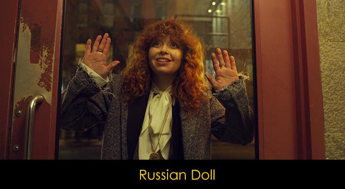 Netflix Komedi Dizileri - Russian Doll