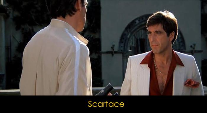 En İyi Suç Filmleri - Scarface