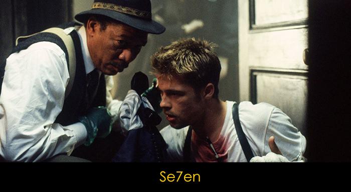 En İyi Suç Filmleri - Se7en