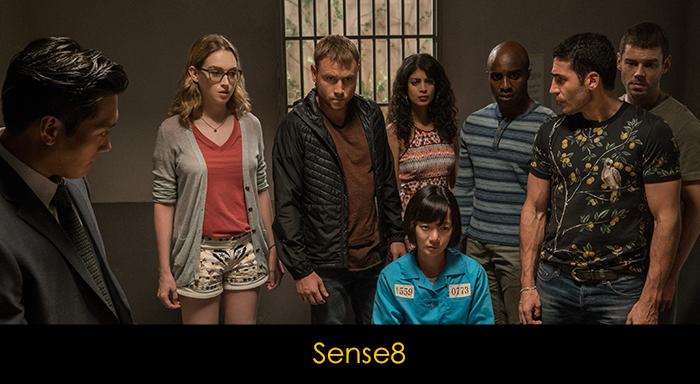 Netflix Bilim Kurgu Dizileri - Sense8