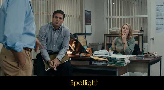 Mark Ruffalo filmleri - Spotlight