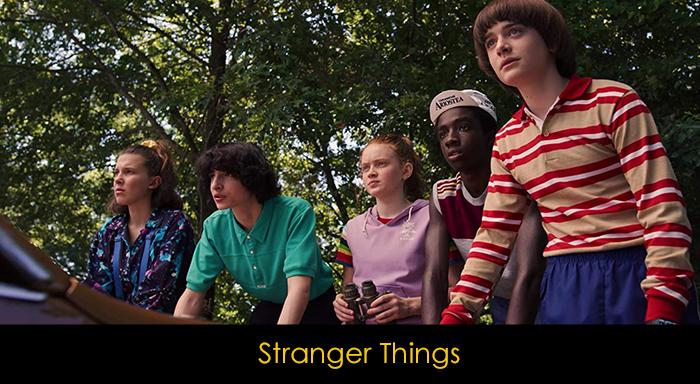 Netflix Bilim Kurgu Dizileri - Stranger Things