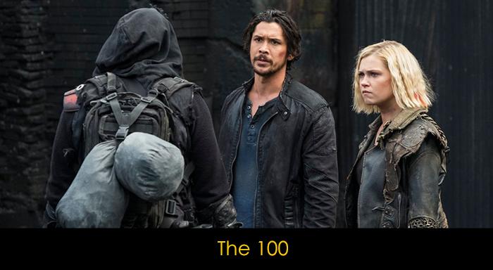 Netflix Bilim Kurgu Dizileri - The 100