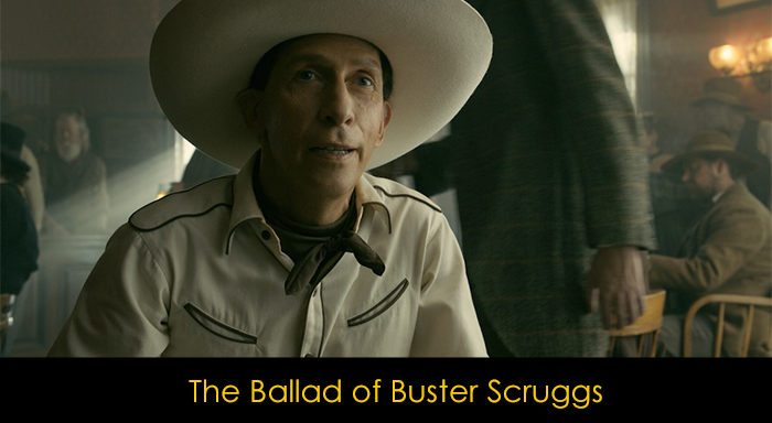 Netflix'teki En İyi Komedi Filmleri - The Balled of Buster Scruggs