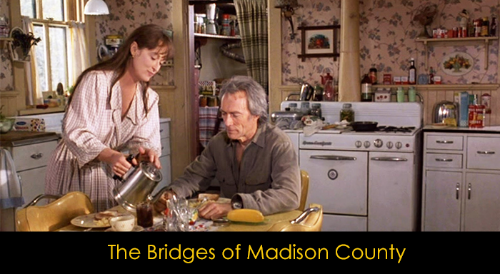 Meryl Streep Filmleri - The Bridges of Madison County