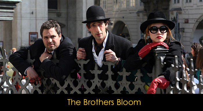 Mark Ruffalo filmleri - The Brothers Bloom