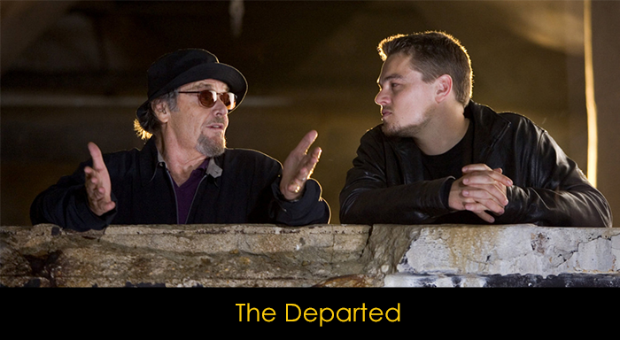 En İyi Suç Filmleri - The Departed