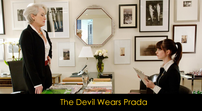 Meryl Streep Filmleri - The Devil Wears Prada