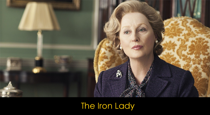 Meryl Streep Filmleri - The Iron Lady