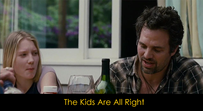 Mark Ruffalo filmleri - The Kids Are All Right