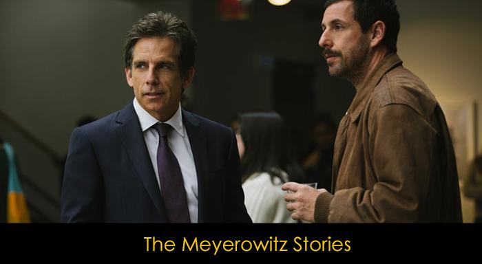 Netflix'teki En İyi Komedi Filmleri - The Meyerowitz Stories