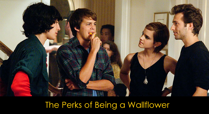 En İyi Gençlik Filmleri - The Perks of Being a Wallflower