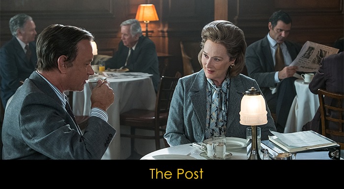Meryl Streep Filmleri - The Post