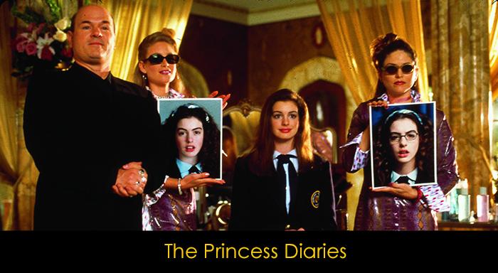 En İyi Gençlik Filmleri - The Princess Diaries