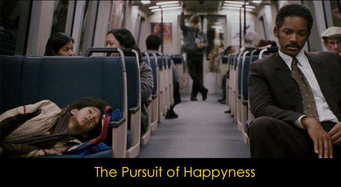 Kişisel Gelişim Filmleri - The Pursuit of Happyness