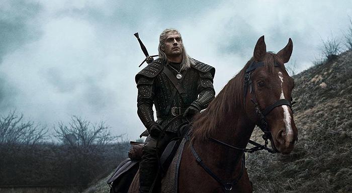 The Witcher Dizisi İnceleme - Geralt