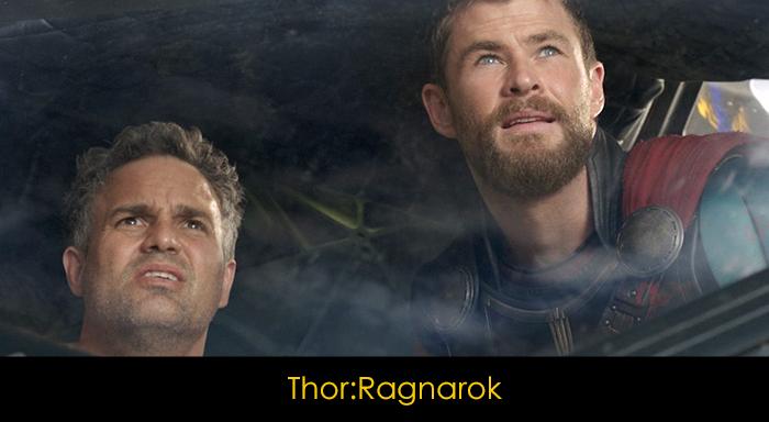 Mark Ruffalo filmleri - Thor: Ragnarok