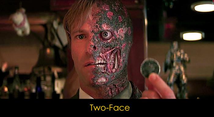 Sinemanın Kötü Adamları - Two-Face