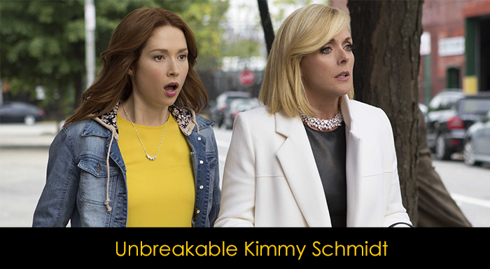 Netflix Komedi Dizileri - Unbreakable Kimmy Schmidt