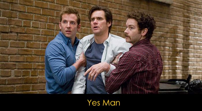 Netflix'teki En İyi Komedi Filmleri - Yes Man