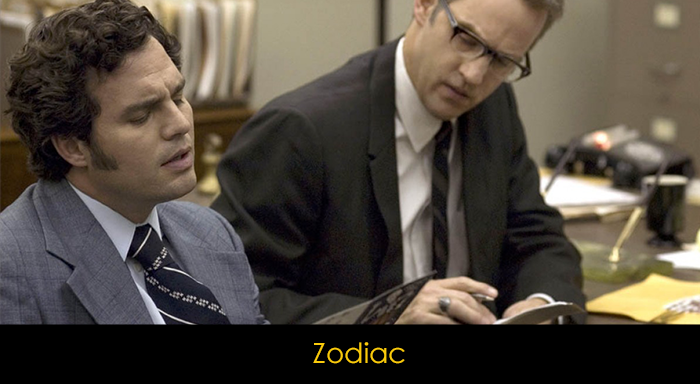 Mark Ruffalo filmleri - Zodiac