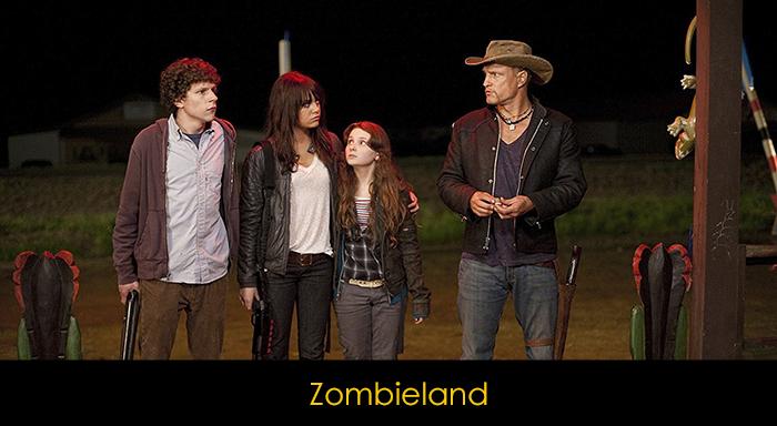Netflix'teki En İyi Komedi Filmleri - Zombieland