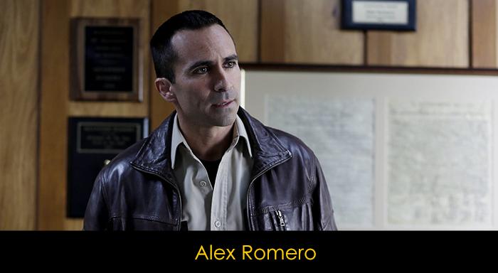 Bates Motel Dizisi Oyuncuları - Alex Romero