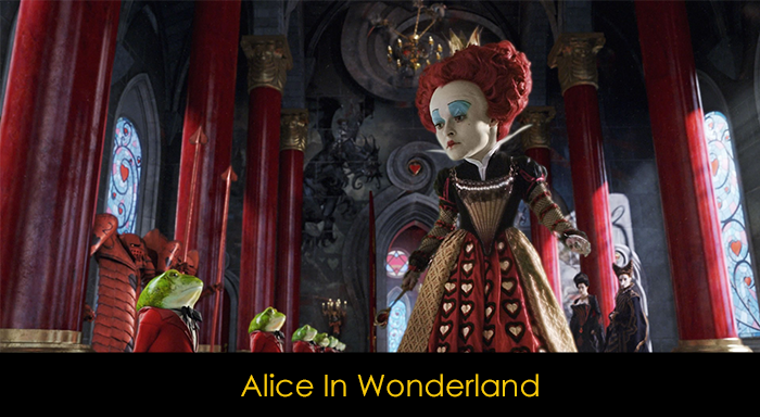 Helena Bonham Carter Filmleri - Alice in Wonderland