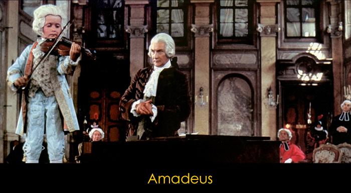 Piyano Filmleri - Amadeus