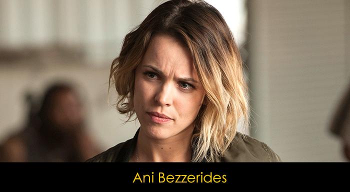 True Detective Oyuncuları - Ani Bezzerides