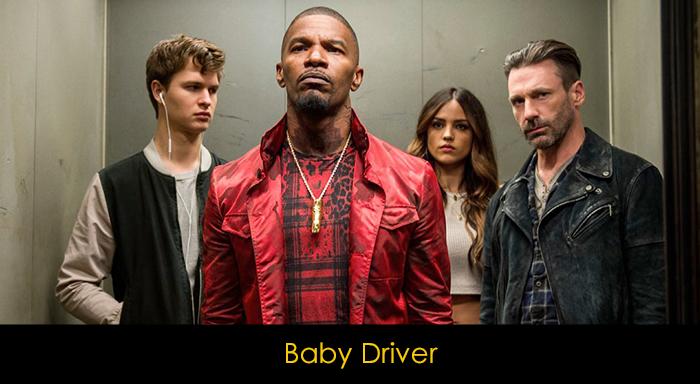 Soygun Filmleri - Baby Driver