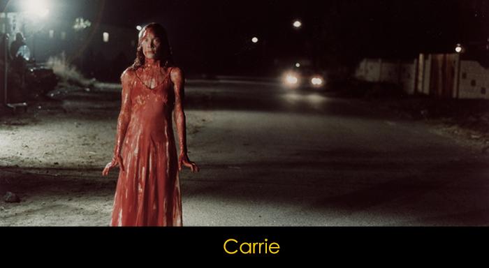 Stephen King Kitaplarından Uyarlanan Filmler - Carrie