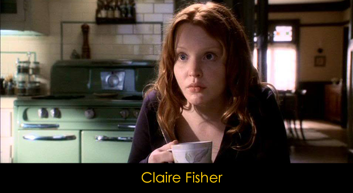 Six Feet Under Oyuncuları - Claire Fisher