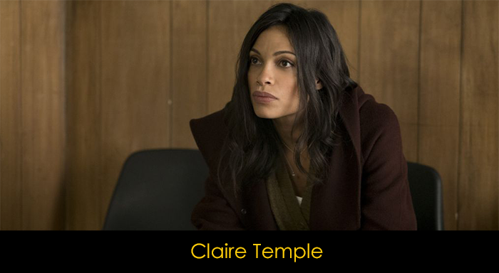 The Defenders Oyuncuları - Claire Temple