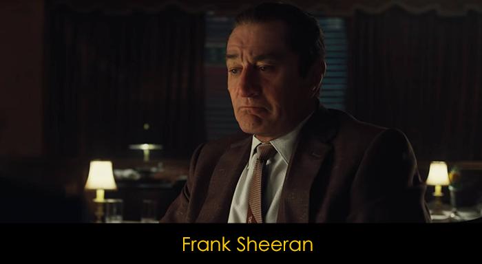 The Irishman Oyuncuları - Frank Sheeran