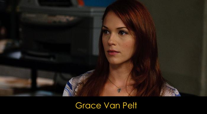 The Mentalist Dizisi Oyuncuları - Grace Van Pelt