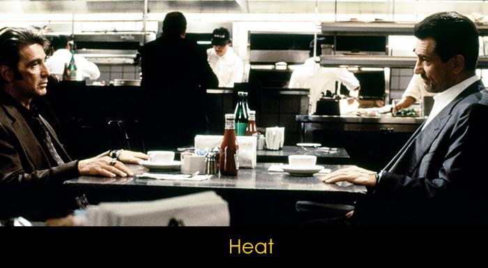 Soygun Filmleri - Heat