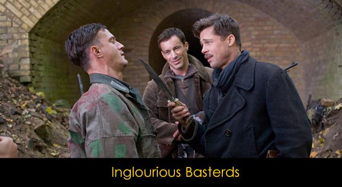 2. Dünya Savaşı Filmleri - Inglourious Bastards