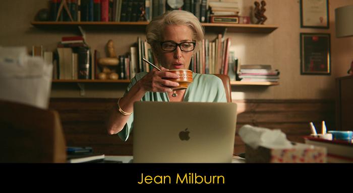 Sex Education Oyuncuları - Jean Milburn
