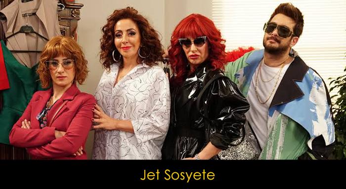 En İyi Puhu tv Dizileri - Jet Sosyete