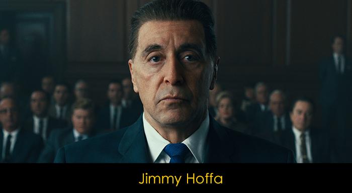 The Irishman Oyuncuları - Jimmy Hoffa
