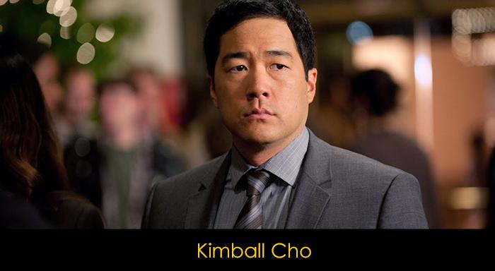 The Mentalist Dizisi Oyuncuları - Kimball Cho